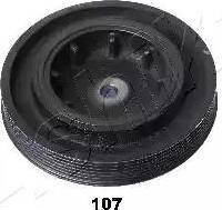 Ashika 122-01-107 - Τροχαλία ιμάντα, στροφαλοφόρος άξονας asparts.gr
