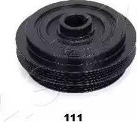Ashika 122-01-111 - Τροχαλία ιμάντα, στροφαλοφόρος άξονας asparts.gr