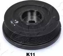 Ashika 122-0K-K11 - Τροχαλία ιμάντα, στροφαλοφόρος άξονας asparts.gr
