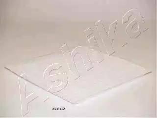 Ashika 21-SB-SB2 - Φίλτρο, αέρας εσωτερικού χώρου asparts.gr