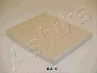 Ashika 21SZSZ10 - Φίλτρο, αέρας εσωτερικού χώρου asparts.gr