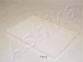 Ashika 21TYTY11 - Φίλτρο, αέρας εσωτερικού χώρου asparts.gr