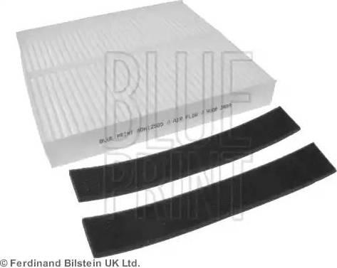 Blue Print ADN12505 - Φίλτρο, αέρας εσωτερικού χώρου asparts.gr