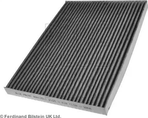 Blue Print ADN12511 - Φίλτρο, αέρας εσωτερικού χώρου asparts.gr