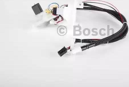 BOSCH 0986580343 - Αισθητήρας, αποθέματα καυσίμου asparts.gr