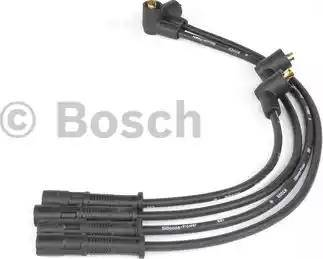BOSCH 0986356754 - Σετ καλωδίων υψηλής τάσης asparts.gr