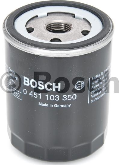 BOSCH 0 451 103 350 - Φίλτρο λαδιού asparts.gr