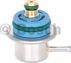 BOSCH 0280160587 - Ρυθμιστής πίεσης καυσίμων asparts.gr