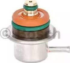 BOSCH 0280160575 - Ρυθμιστής πίεσης καυσίμων asparts.gr