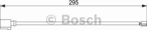 BOSCH 1987474565 - Προειδοπ. επαφή, φθορά υλικού τριβής των φρένων asparts.gr