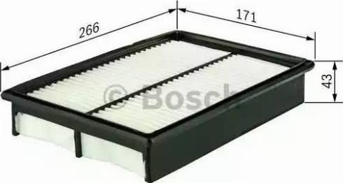 BOSCH 1 457 433 958 - Φίλτρο αέρα asparts.gr