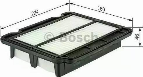 Ashika 20-W0-005 - Φίλτρο αέρα asparts.gr