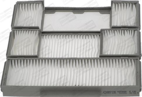 Champion CCF0054 - Φίλτρο, αέρας εσωτερικού χώρου asparts.gr
