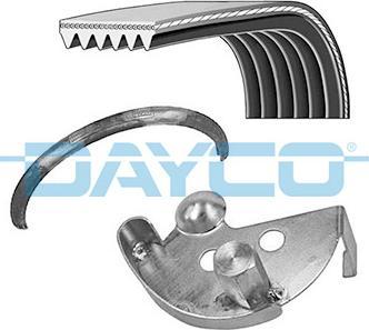 Dayco PVE002 - Σετ ιμάντων poly-V asparts.gr