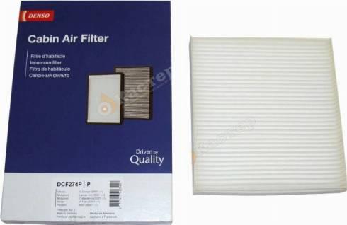 Denso DCF467P - Φίλτρο, αέρας εσωτερικού χώρου asparts.gr