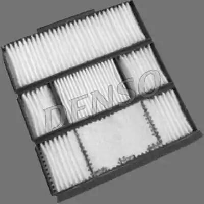 Denso DCF360P - Φίλτρο, αέρας εσωτερικού χώρου asparts.gr