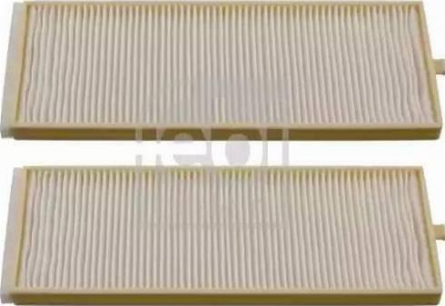 Ashika 21-HY-H05 - Φίλτρο, αέρας εσωτερικού χώρου asparts.gr