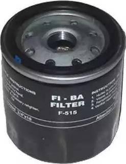 FI.BA F-515 - Φίλτρο λαδιού asparts.gr