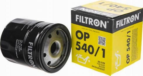 Filtron OP540/1 - Φίλτρο λαδιού asparts.gr