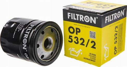 Filtron OP532/2 - Φίλτρο λαδιού asparts.gr