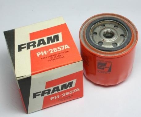FRAM PH2857A - Φίλτρο λαδιού asparts.gr