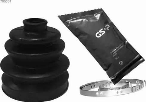 GSP 760051 - Σετ φούσκες, άξονας μετ. κίν. asparts.gr