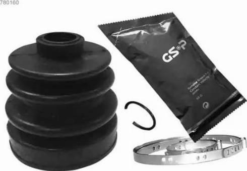 GSP 780160 - Σετ φούσκες, άξονας μετ. κίν. asparts.gr
