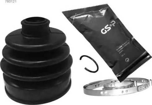 GSP 780121 - Σετ φούσκες, άξονας μετ. κίν. asparts.gr