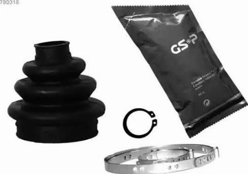 GSP 780318 - Σετ φούσκες, άξονας μετ. κίν. asparts.gr