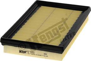 Hengst Filter E710L - Φίλτρο αέρα asparts.gr
