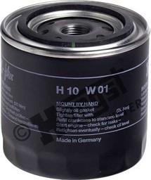 Hengst Filter H10W01 - Φίλτρο αέρα, συμπιεστής, αναρρ. αέρα asparts.gr