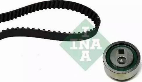 INA 530001610 - Σετ οδοντωτού ιμάντα asparts.gr