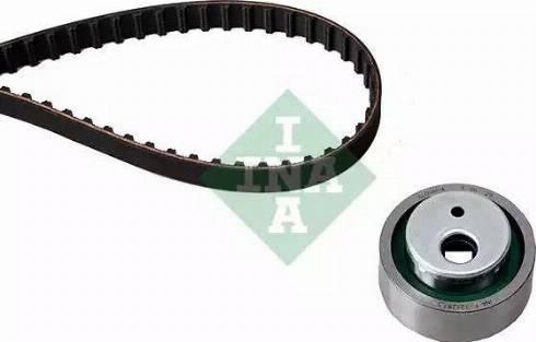INA 530001210 - Σετ οδοντωτού ιμάντα asparts.gr