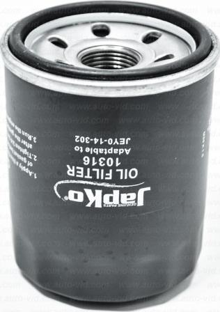 Japko 10316 - Φίλτρο λαδιού asparts.gr