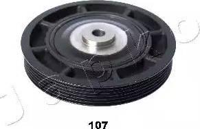 Japko 122107 - Τροχαλία ιμάντα, στροφαλοφόρος άξονας asparts.gr
