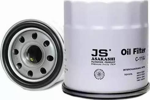 JS Asakashi C110J - Φίλτρο λαδιού asparts.gr