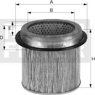 Mann-Filter C 1833/1 - Φίλτρο αέρα asparts.gr