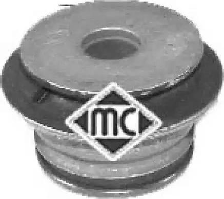 Metalcaucho 04373 - Έδραση , σώμα άξονα asparts.gr