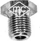 Metalcaucho 05673 - Βιδωτή τάπα, λεκάνη λαδιού asparts.gr