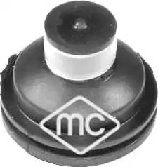 Metalcaucho 05784 - Βάση στήριξης κινητήρα asparts.gr