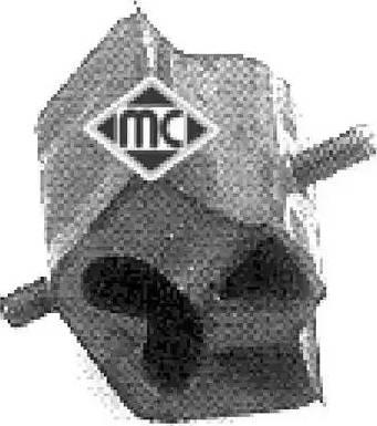 Metalcaucho 00546 - Βάση στήριξης κινητήρα asparts.gr