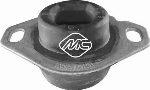 Metalcaucho 00531 - Βάση στήριξης κινητήρα asparts.gr