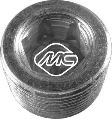 Metalcaucho 00676 - Βιδωτή τάπα, λεκάνη λαδιού asparts.gr