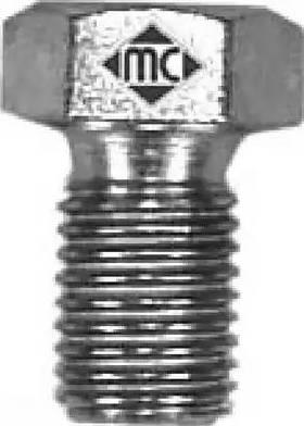 Metalcaucho 00678 - Βιδωτή τάπα, λεκάνη λαδιού asparts.gr