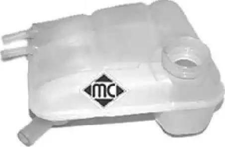 Metalcaucho 03565 - Δοχείο διαστολής, ψυκτικό υγρό asparts.gr