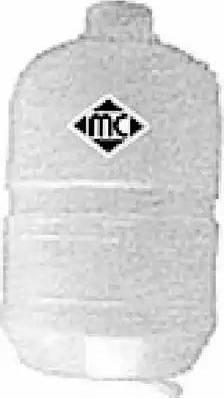 Metalcaucho 03501 - Δοχείο νερού, ψυγείο asparts.gr