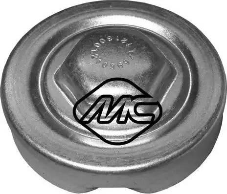 Metalcaucho 03692 - Τάπα κλεισίματος, ψύκτης asparts.gr