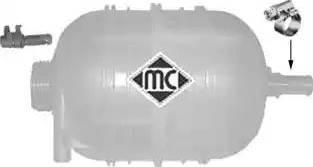 Metalcaucho 03656 - Δοχείο διαστολής, ψυκτικό υγρό asparts.gr