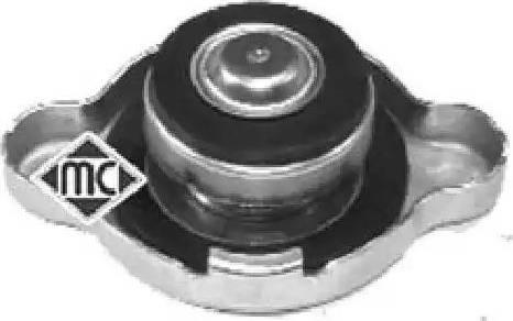 Metalcaucho 03609 - Τάπα κλεισίματος, δοχείο ψυκτικού υγρού asparts.gr