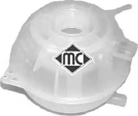 Metalcaucho 03610 - Δοχείο διαστολής, ψυκτικό υγρό asparts.gr